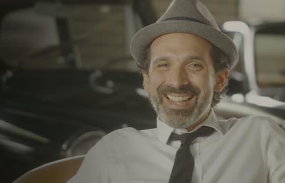 Ben Musu - classic car driver and specialist