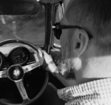 David Belford - Restorer and classic car race driver