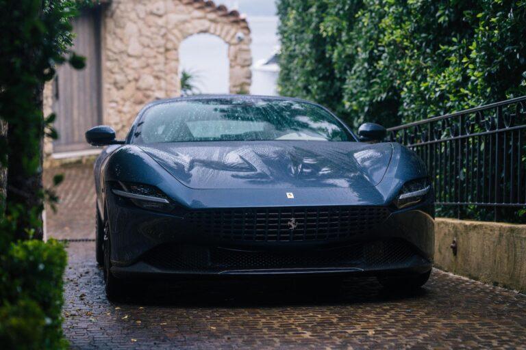 Image courtesy of Ferrari Australasia.